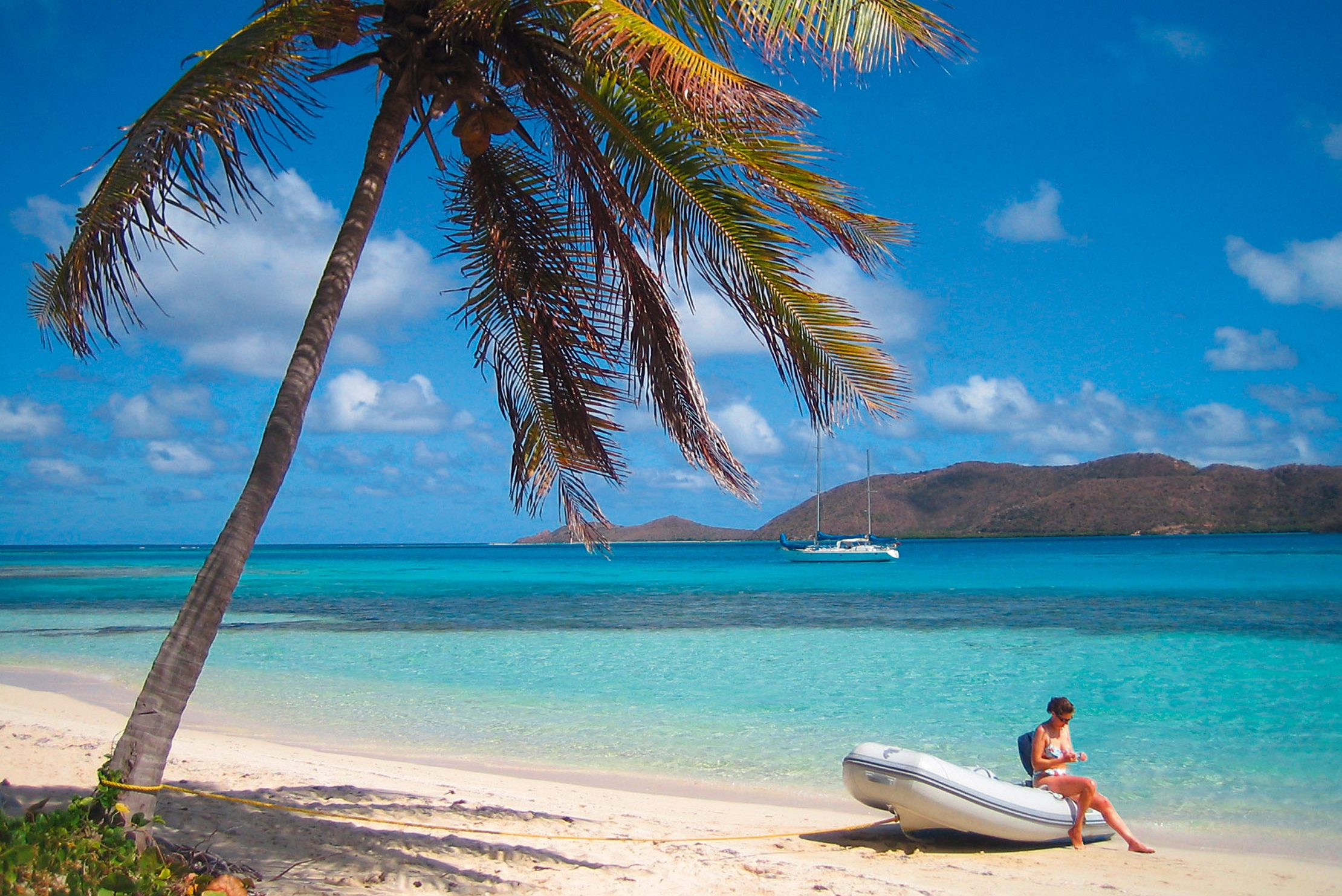 British Virgin Islands Yachtcharter