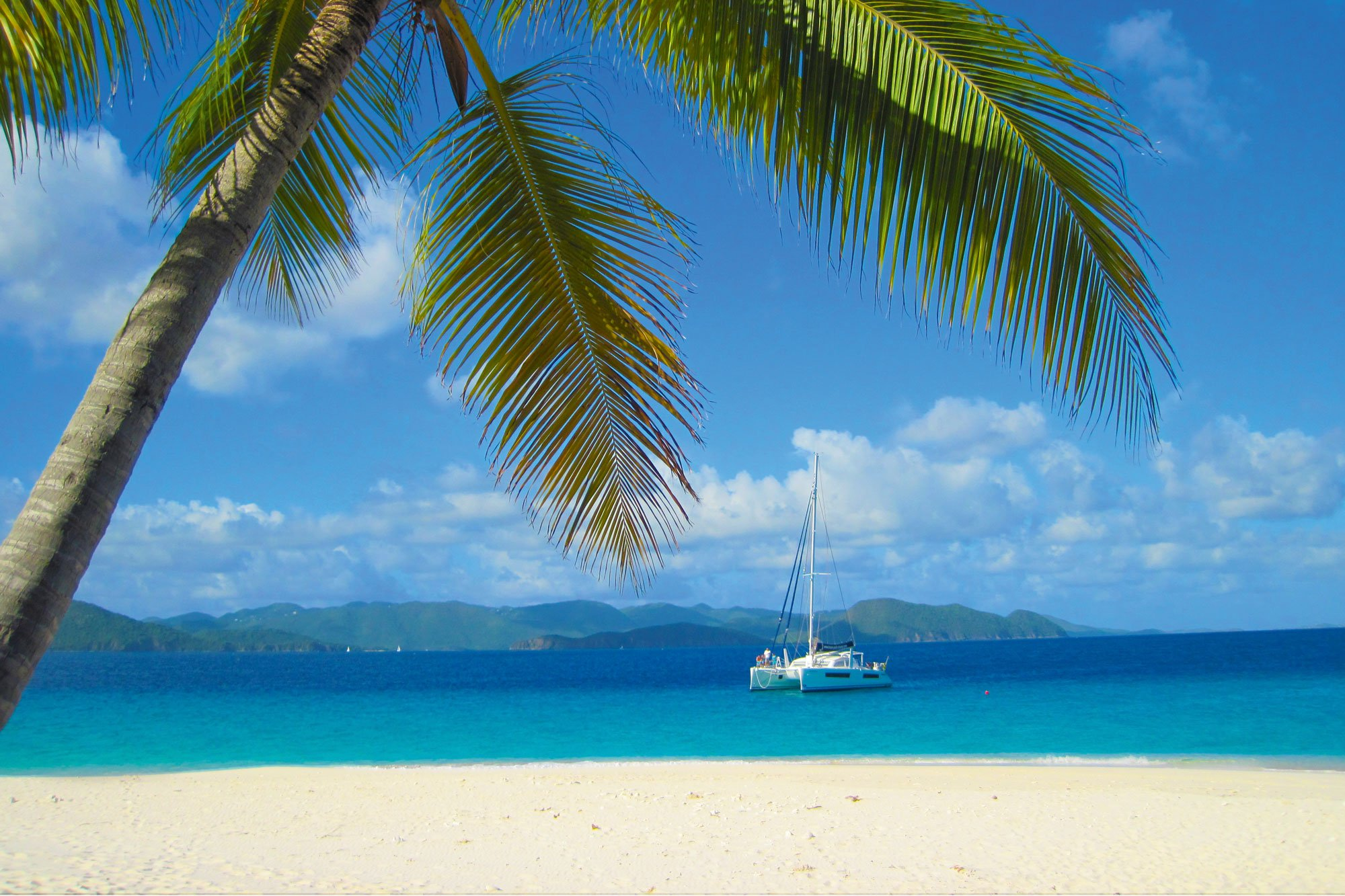British Virgin Islands Mitsegeln