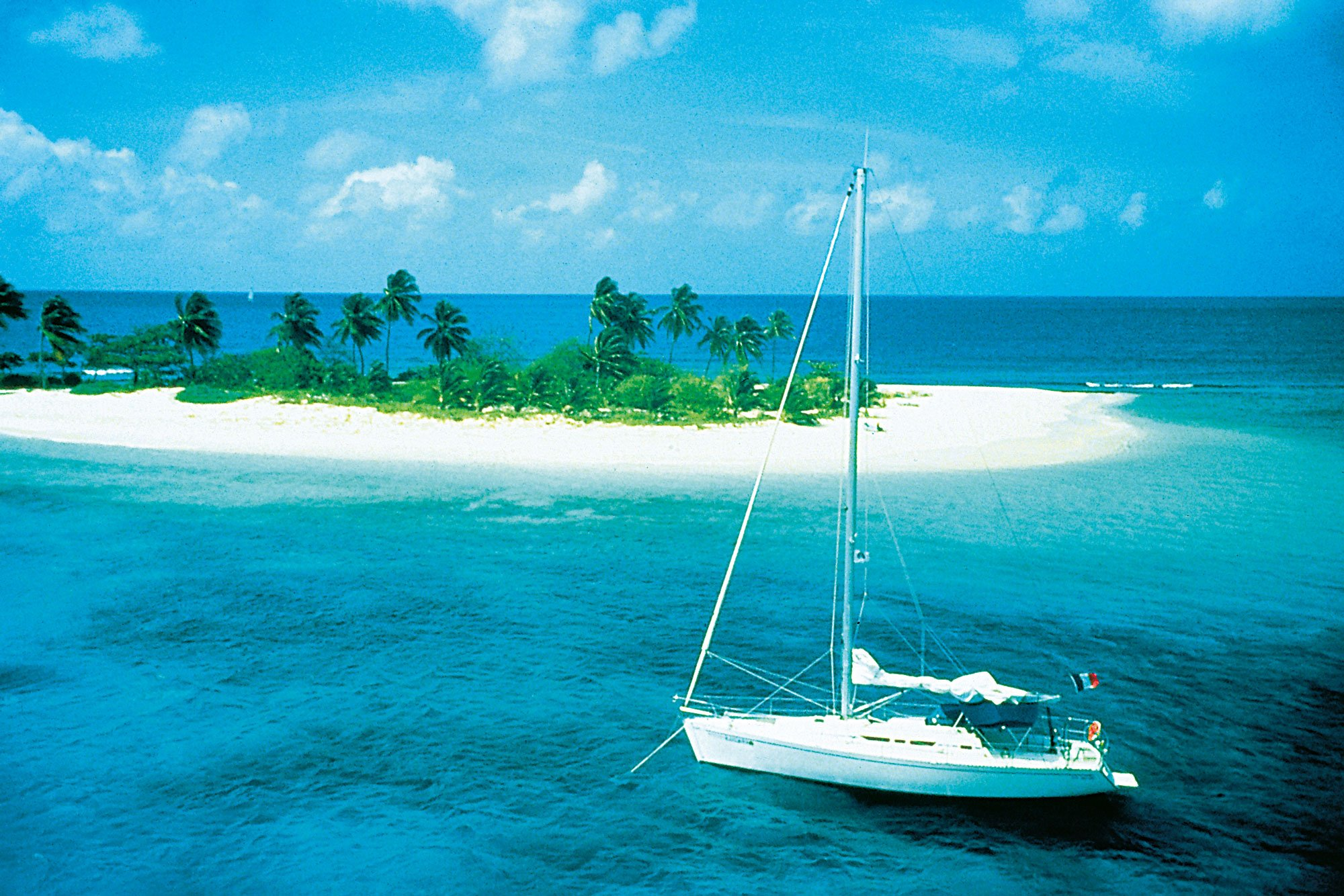 Martinique Yachtcharter